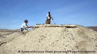 Äthiopien Kieferknochen Entdeckung Alter der Menschheit