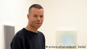 Profile of Wolfgang Tillmans, Photo copyright: Caroline Seidel/dpa