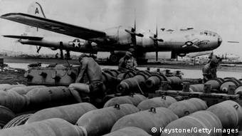 Japan Tokio Zweiter Weltkrieg Bombardement 1945