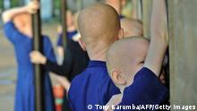 Symbolbild Albinos in Afrika (Tony Karumba/AFP/Getty Images)