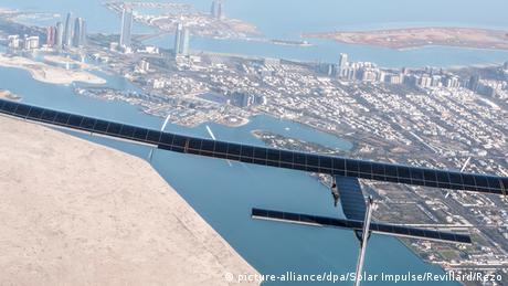 Abu Dhabi Projekt Solar Impulse