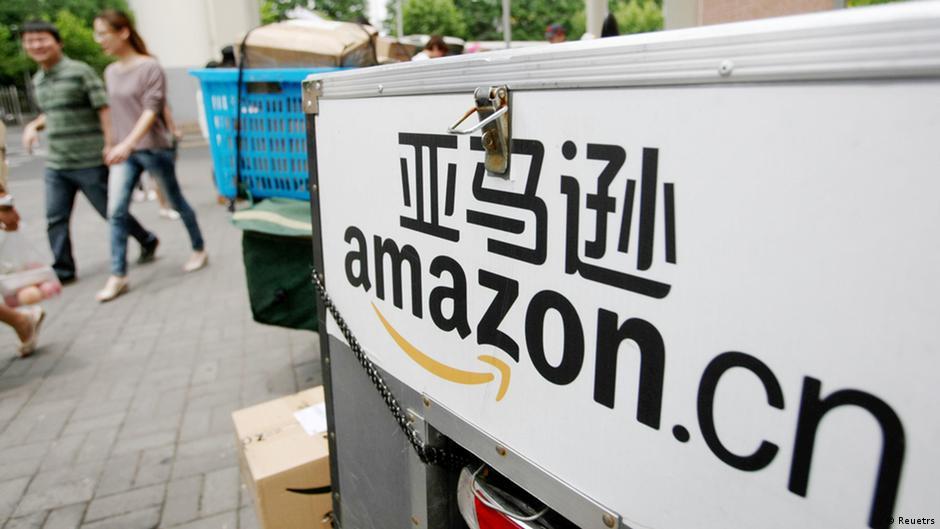 Por que a Amazon fracassou na China?