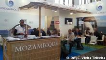 Titel: Mosambik bei ITB Bildbeschreibung: Stand von Mosambik bei ITB 2015. Schlagwörter: Afrika, ITB, Mosambik, Moçambique, Tourismus, turismo Datum: 04.03.20145 Ort: ITB, Berlin. Fotografin: Cristiane Vieira Teixeira, freie Mitarbeiterin der Deutschen Welle