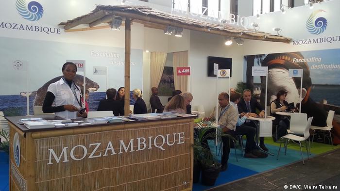 Stand de Moçambique na ITB 2015