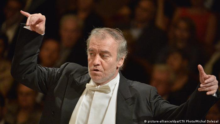 Valery Gergiev Young