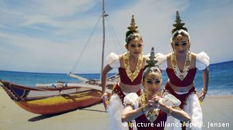 Berlin ITB Tourismusmesse Sri Lanka