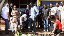 Trauer nach der Ermodung von Gilles Cistac in Maputo