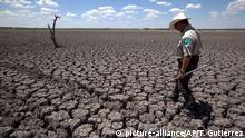 USA Texas Symbolbild Klimawandel Dürre