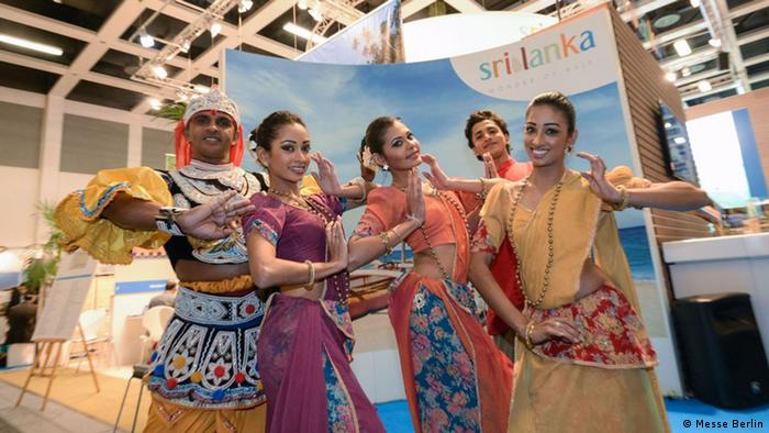 Berlin ITB Tourismusmesse Sri Lanka (Messe Berlin)
