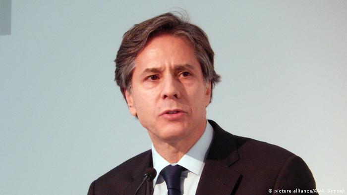 Deutschland Berlin US Vizeaußenminister Antony Blinken