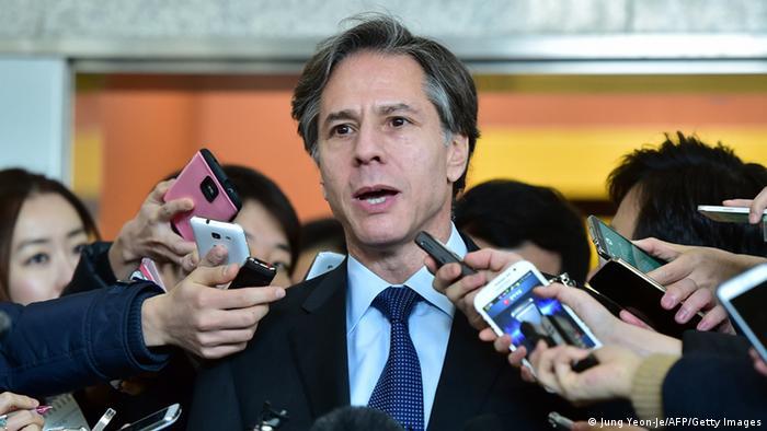 Dışişleri Bakanlığı görevine getirilmesi beklenen Antony Blinken