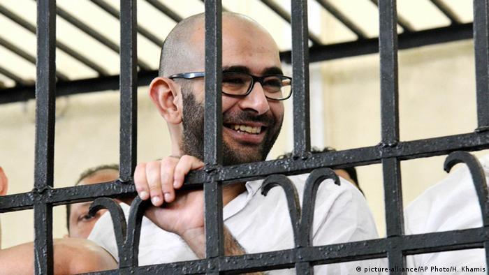 Ägypten Todesurteil gegen Mahmud Ramadan vollstreckt