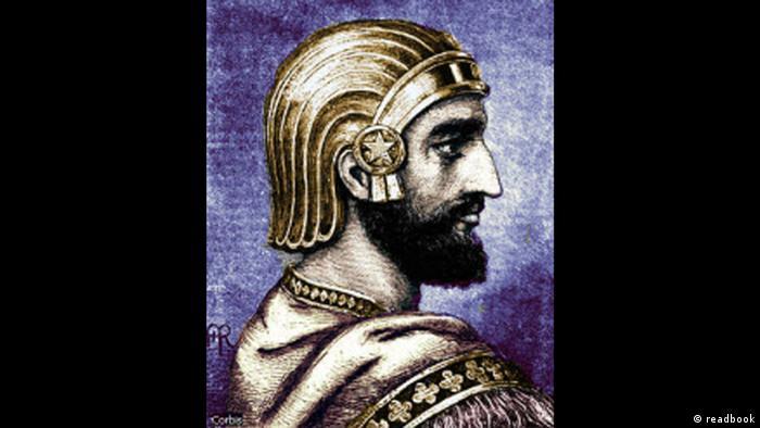 Iran Bildergalerie Kyros der Große (readbook)