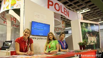 Berlin ITB Tourismusmesse Polen