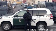 Spanien Melilla Festnahmen mutmaßlicher Dschihadisten