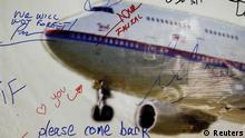 Malaysia Airline / MH 370 / Plakat