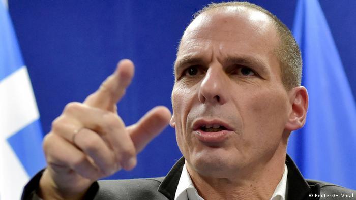 Griechenland Yanis Varoufakis