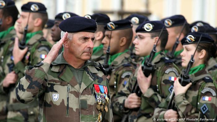 Deutsch-Französische Brigade