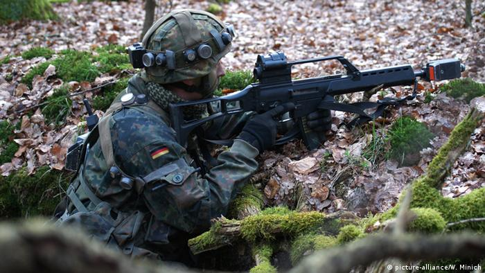 Calls mount for G36 assault rifle replacement   News   DW   19 04 2015