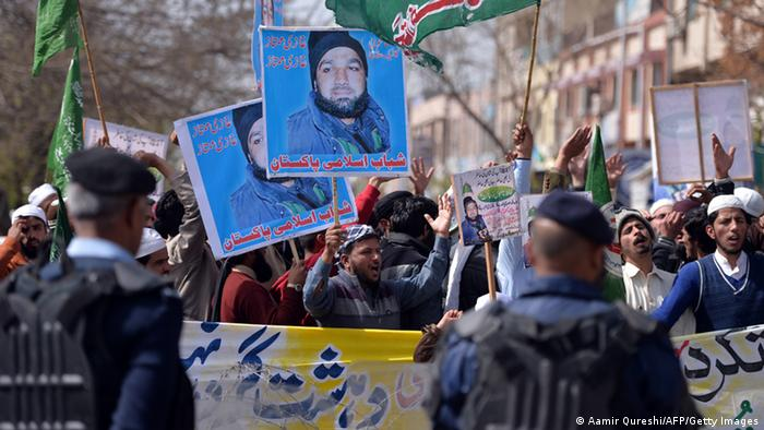 Pakistan Protest Fall Salman Taseer
