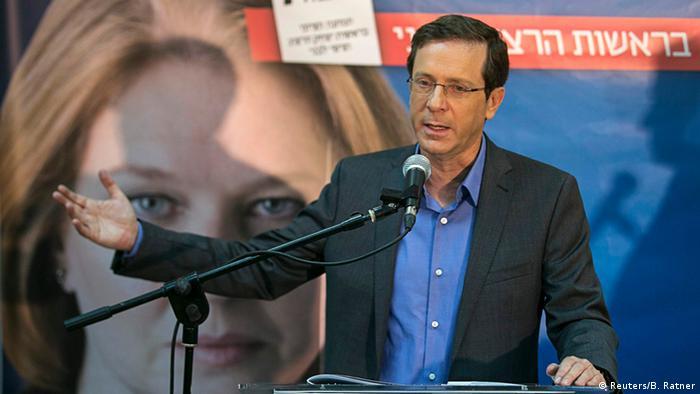 Israel Isaac Herzog Kandidat der Opposition
