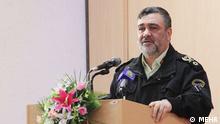 Iran Hosserin Ashtari Polizeipräsident