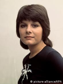 Marianne Rosenberg Anfang der 70er Jahre (Foto: picture-alliance/KPA)