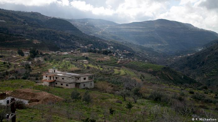 Libanon - Christen kehren 30 Jahre nach Bürgerkrieg in ihr Dorf Brih zurück (Foto: Ruth Michaelson)