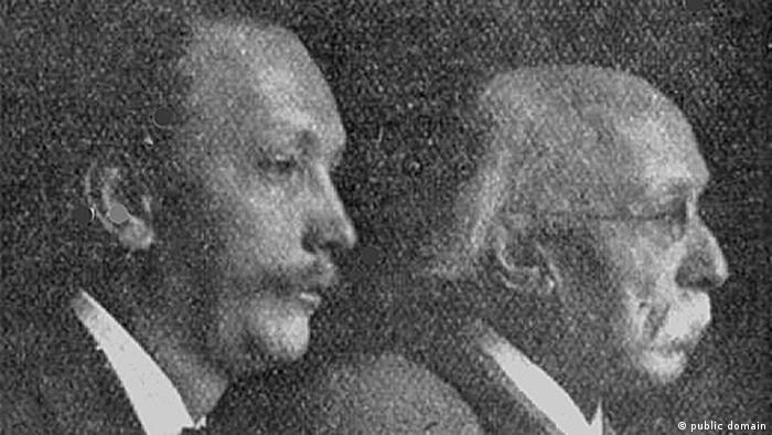 Рихард и Франц Штраусы, 1900 год