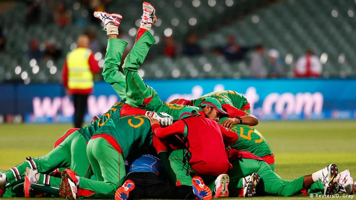 Bangladesch vs England Cricket Weltmeisterschaft (Reuters/D. Gray)