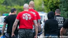 Neonazis in Schwanebeck, Sachsen-Anhalt