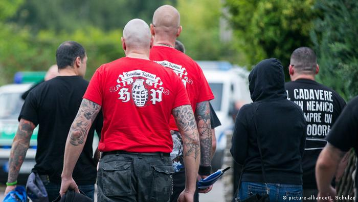 Неонацисты в федеральной земле Саксония-Анхальт