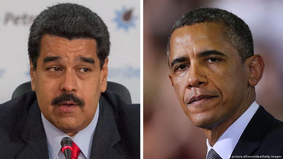 Caracas llama a consultas a su más alto cargo en EE.UU | DW | 09.03.2015