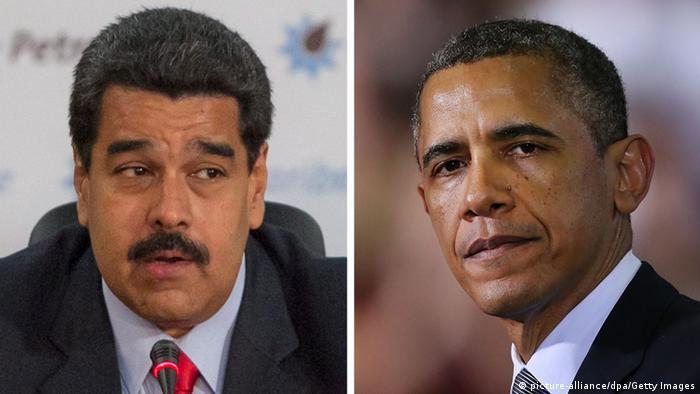 Obama encendió los ánimos diciendo que Venezuela era una amenaza a la seguridad de Estados Unidos.
