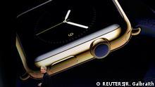 USA, Präsentation der Apple Watch
