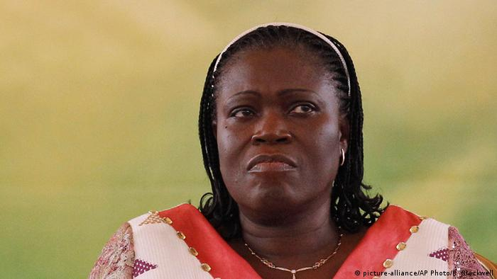 Elfenbeinküste Simone Gbagbo
