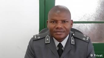 Orlando Mudumane