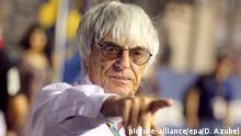 Bernie Ecclestone Grand Prix Singapur