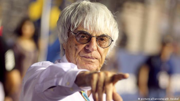 Bernie Ecclestone Grand Prix Singapur (picture-alliance/epa/D. Azubel)
