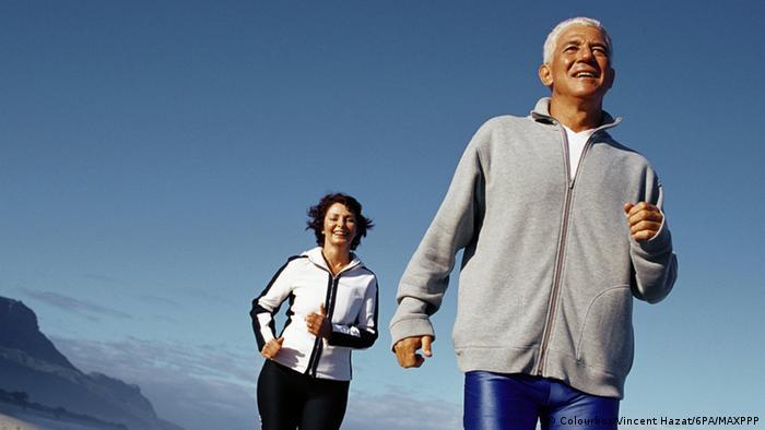 Senioren Sport im Alter