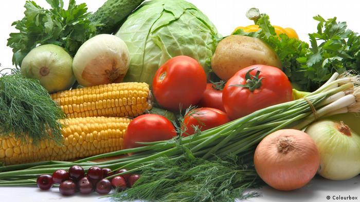 Λαχανικά και φρούτα
