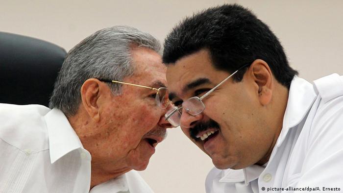 Países de la ALBA cierran filas en defensa del Gobierno venezolano | DW | 10.03.2015