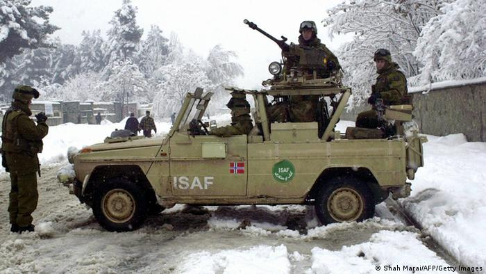 Afghanistan Norwegische ISAF-Truppen (Shah Marai/AFP/Getty Images)