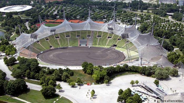Олімпійський парк, Мюнхен