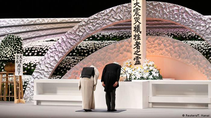 Emperor Akihito and Empress Michiko in Japan