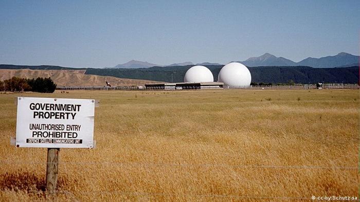 Neuseeland Waihopai GCSB Abhörzentrum