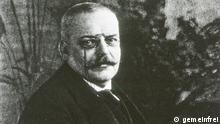 Alois Alzheimer Porträt