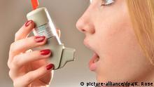 Symbolbild - Atemtherapie