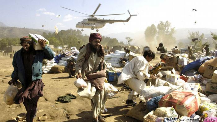 Bildergalerie größte Naturkatastrophen weltweit