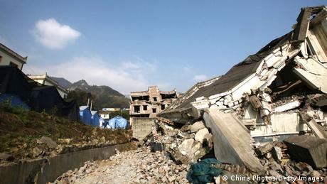 Bildergalerie größte Naturkatastrophen weltweit (China Photos/Getty Images)